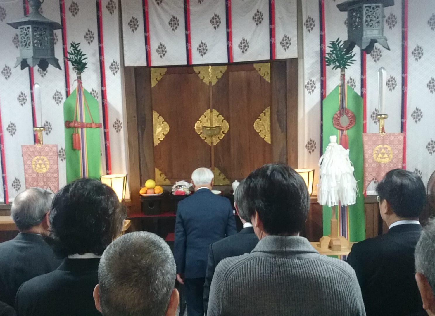 平成30年祈願祭1